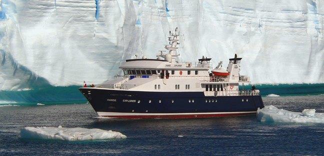 Hanse Explorer Charter Yacht - 4
