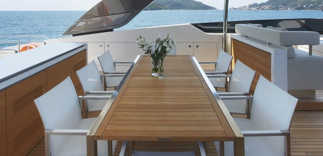 Indigo Charter Yacht - 5