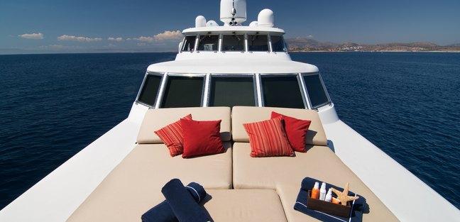Parvati Charter Yacht - 2