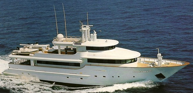 Aquarius Charter Yacht - 2