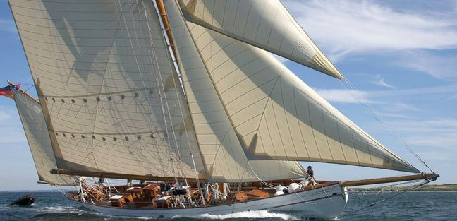 Artemis Charter Yacht