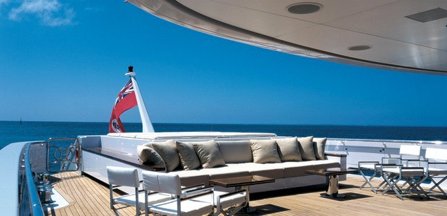 Rabdan Charter Yacht - 4