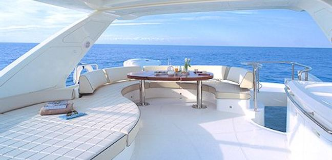 Don't Ask Charter Yacht - 2