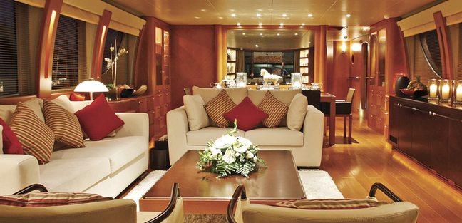 Perla Nero Charter Yacht - 4