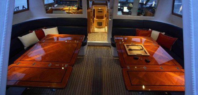 Antares Avance Charter Yacht - 3