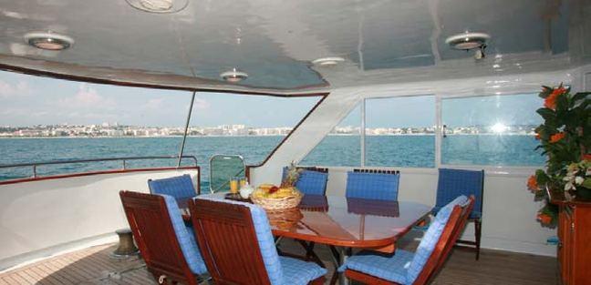 Lady Roxanne Charter Yacht - 3