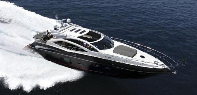 BG3 Charter Yacht