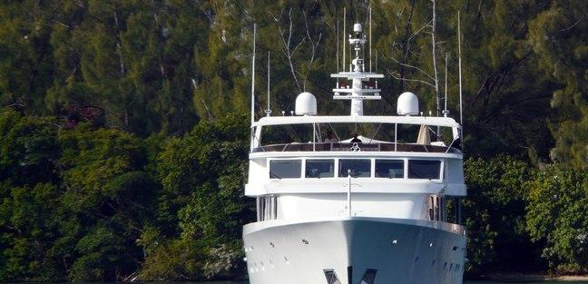 Cachée Charter Yacht - 3
