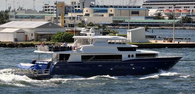 Lexington Blue Charter Yacht - 2