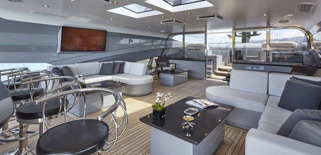 Grey Matters Charter Yacht - 6