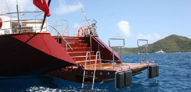 Blush Charter Yacht - 5