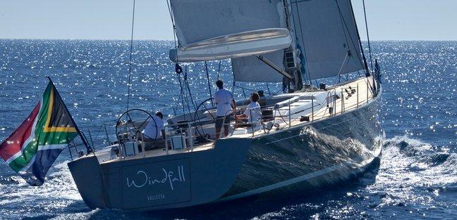 Windfall Charter Yacht - 4