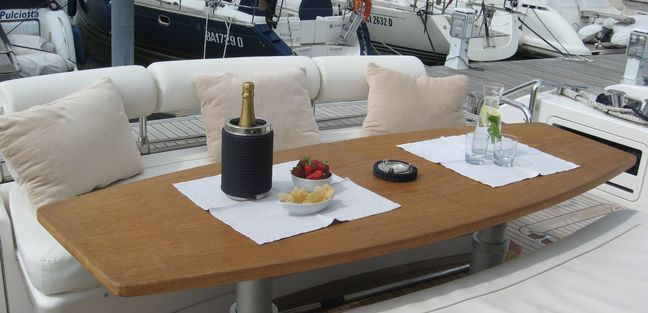 Trilly Charter Yacht - 4