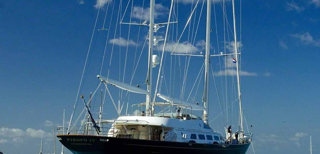 Piropo IV Charter Yacht - 4