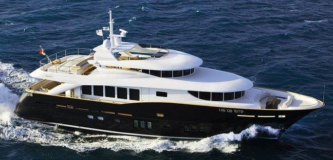 Fat Fish Charter Yacht