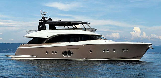 Never Say Never Charter Yacht - 8