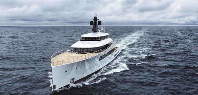 SYZYGY 818 Charter Yacht - 2