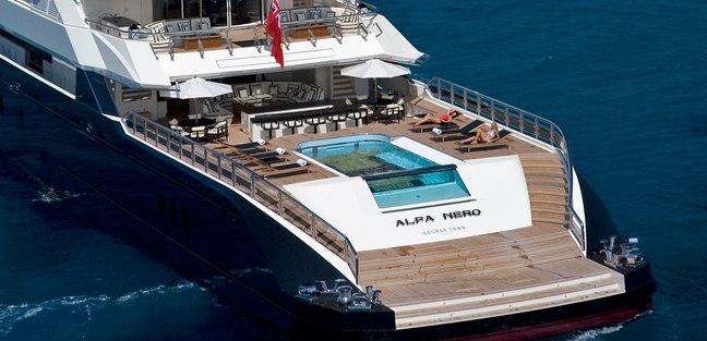 Alfa Nero Charter Yacht - 6