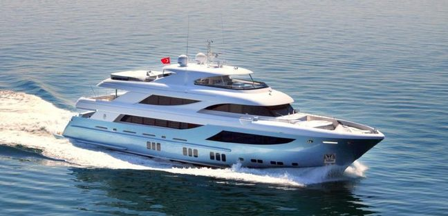 Azra Charter Yacht
