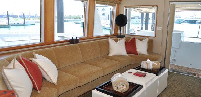 Illiquid Charter Yacht - 5