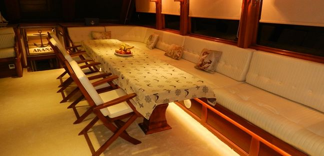 Akana Charter Yacht - 6