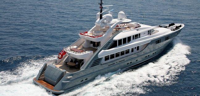 Lady MM Charter Yacht - 3