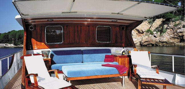 As You Like It Charter Yacht - 2