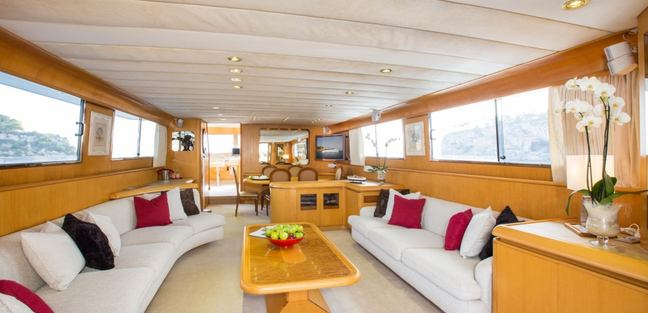 Ace Six Charter Yacht - 4