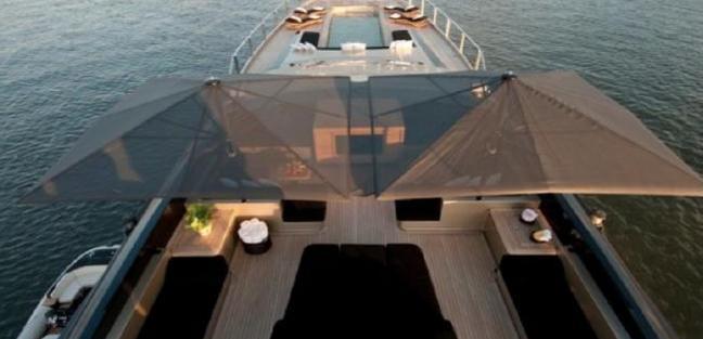 DB9 Charter Yacht - 2
