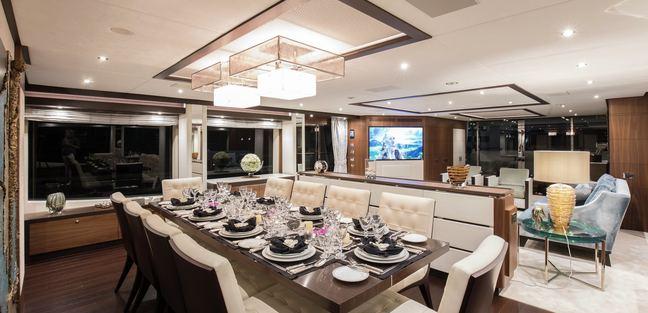 Skyler Charter Yacht - 8