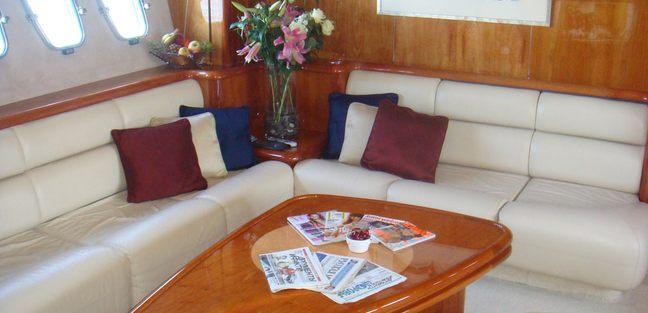 Sirius of Man Charter Yacht - 3