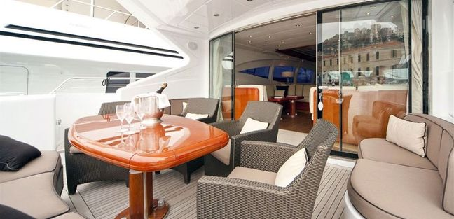 Grazia Charter Yacht - 2