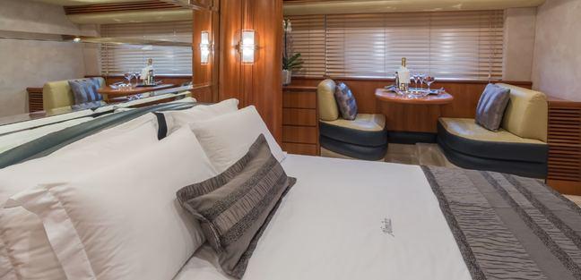 Almaz Charter Yacht - 8