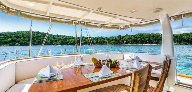 La Numero Uno Charter Yacht - 3
