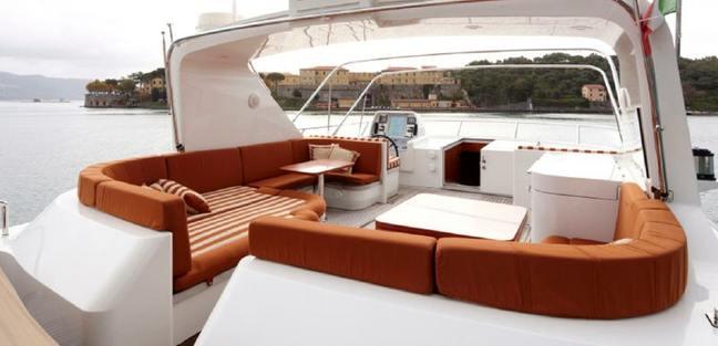 Moon River Charter Yacht - 3