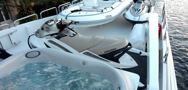 Lady Deanne V Charter Yacht - 3