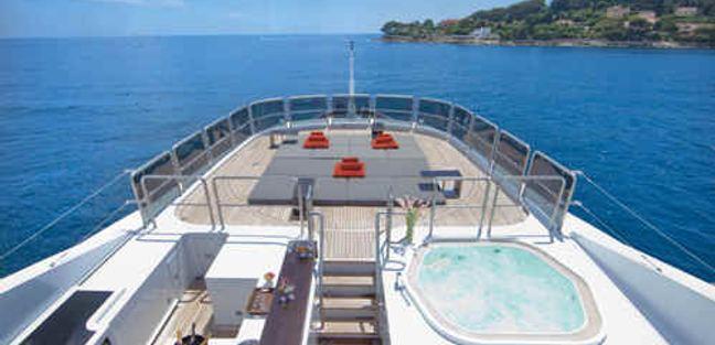 My Falcon Charter Yacht - 2