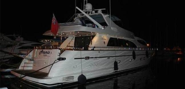 Aramis A Charter Yacht - 3