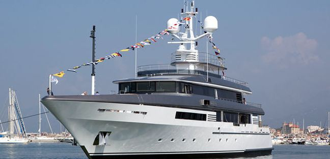 ATLAS Yacht - Codecasa | Yacht Charter Fleet