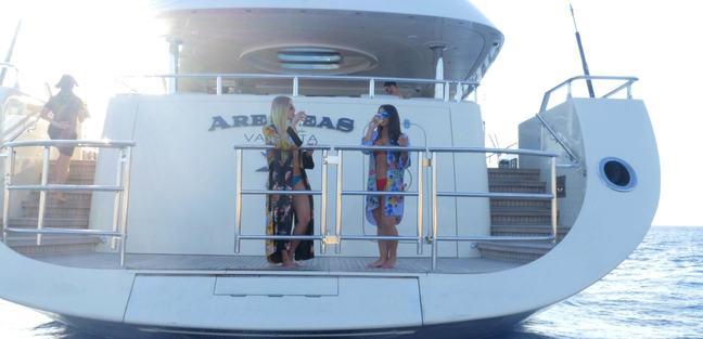 Aresteas Charter Yacht - 5