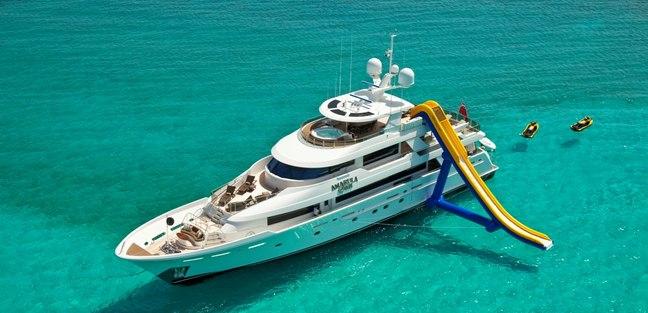 Nina Lu Charter Yacht - 2