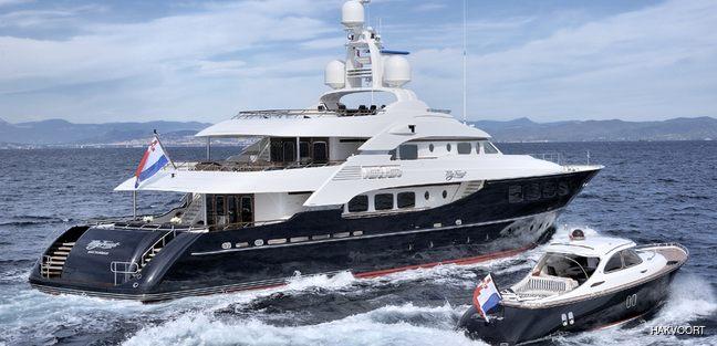 Awatea Charter Yacht - 7
