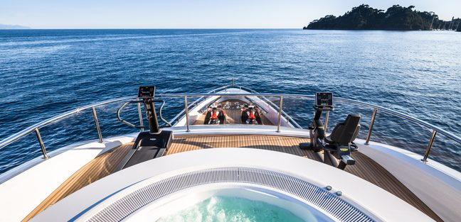 Spring Charter Yacht - 2