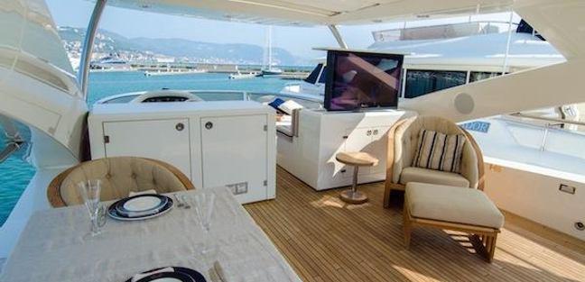 Adeona Charter Yacht - 8