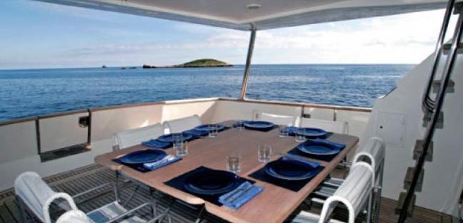 Nereida Charter Yacht - 3
