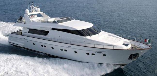 Alumi II Charter Yacht