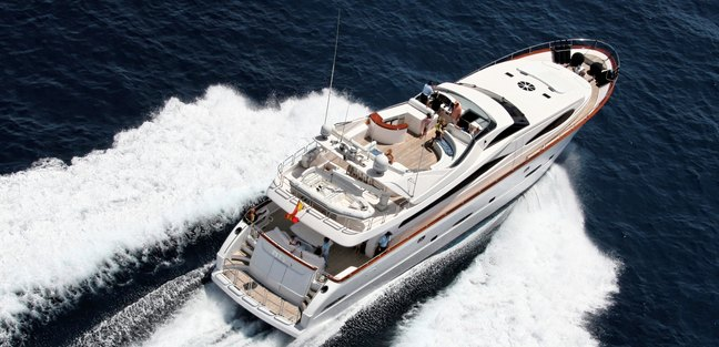 Lady R Charter Yacht - 3