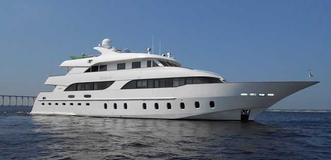 Eugenio Charter Yacht