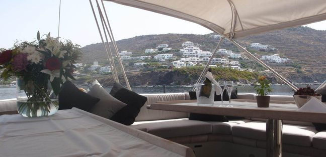 Iemanja Charter Yacht - 2