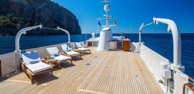 Heavenly Daze Charter Yacht - 4